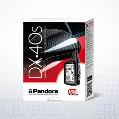 Pandora DX-40s – самая доступная автосигнализация с брелком!