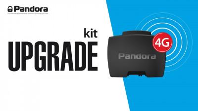 """Акция """"Pandora 4G Upgrade KIT"""""""