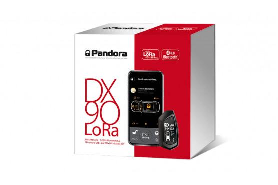 Автомобильная сигнализация Pandora DX 90 LORA