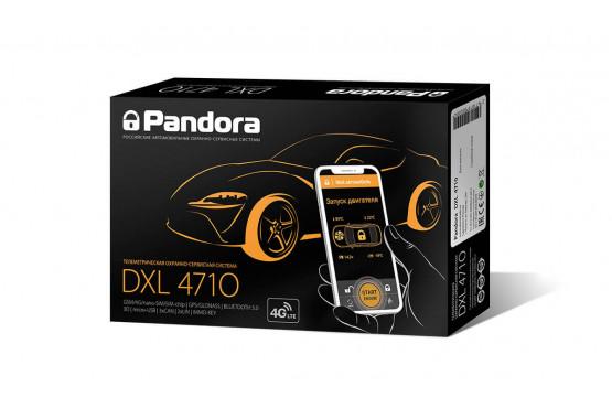 Автомобильная сигнализация Pandora DXL 4710