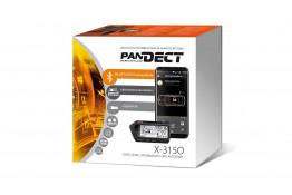 Автомобильная сигнализация Pandect X-3150
