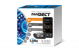 Автомобильная сигнализация Pandect X-3190L